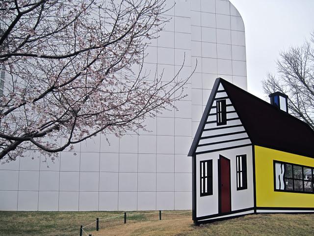Lichtenstein at the High
