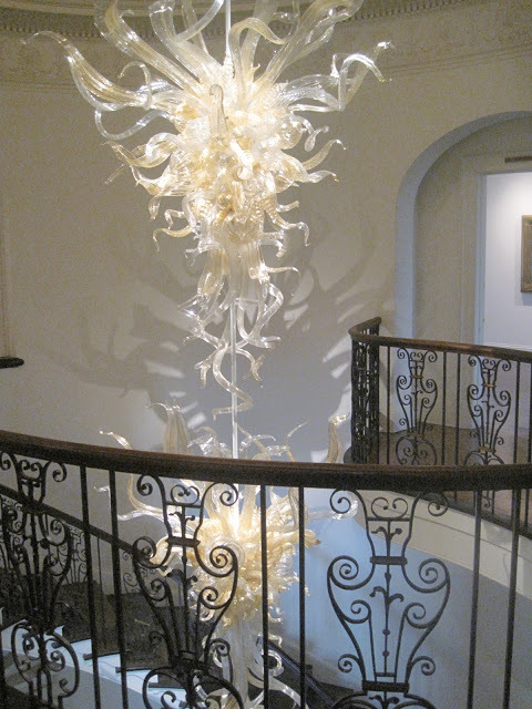 Chihuly at Cheekwood via LivetheFineLife.com