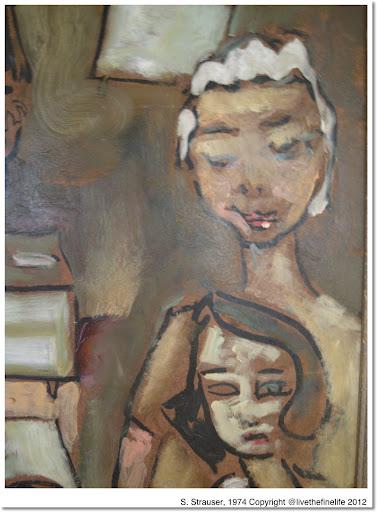 Streling Strauser, Artist