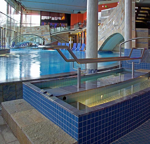 Claudius Therme, #blogtourCGN via Livethefinelife.com