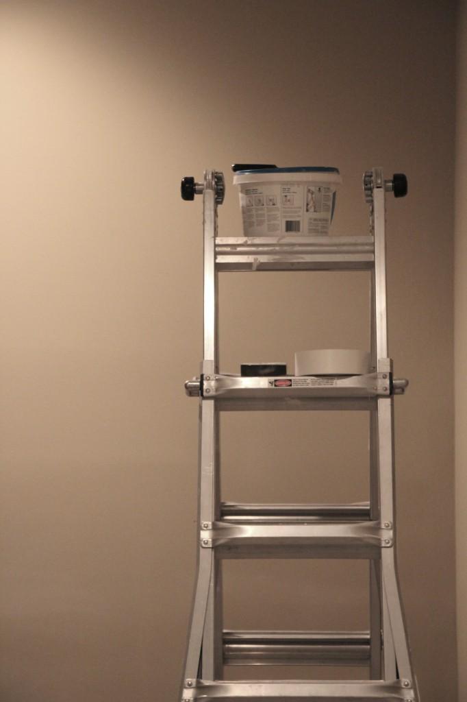 Drywall Repair via livethefinelife.com