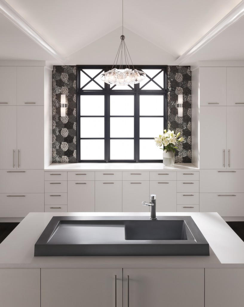 Blanco Silgranit Sinks and Faucets