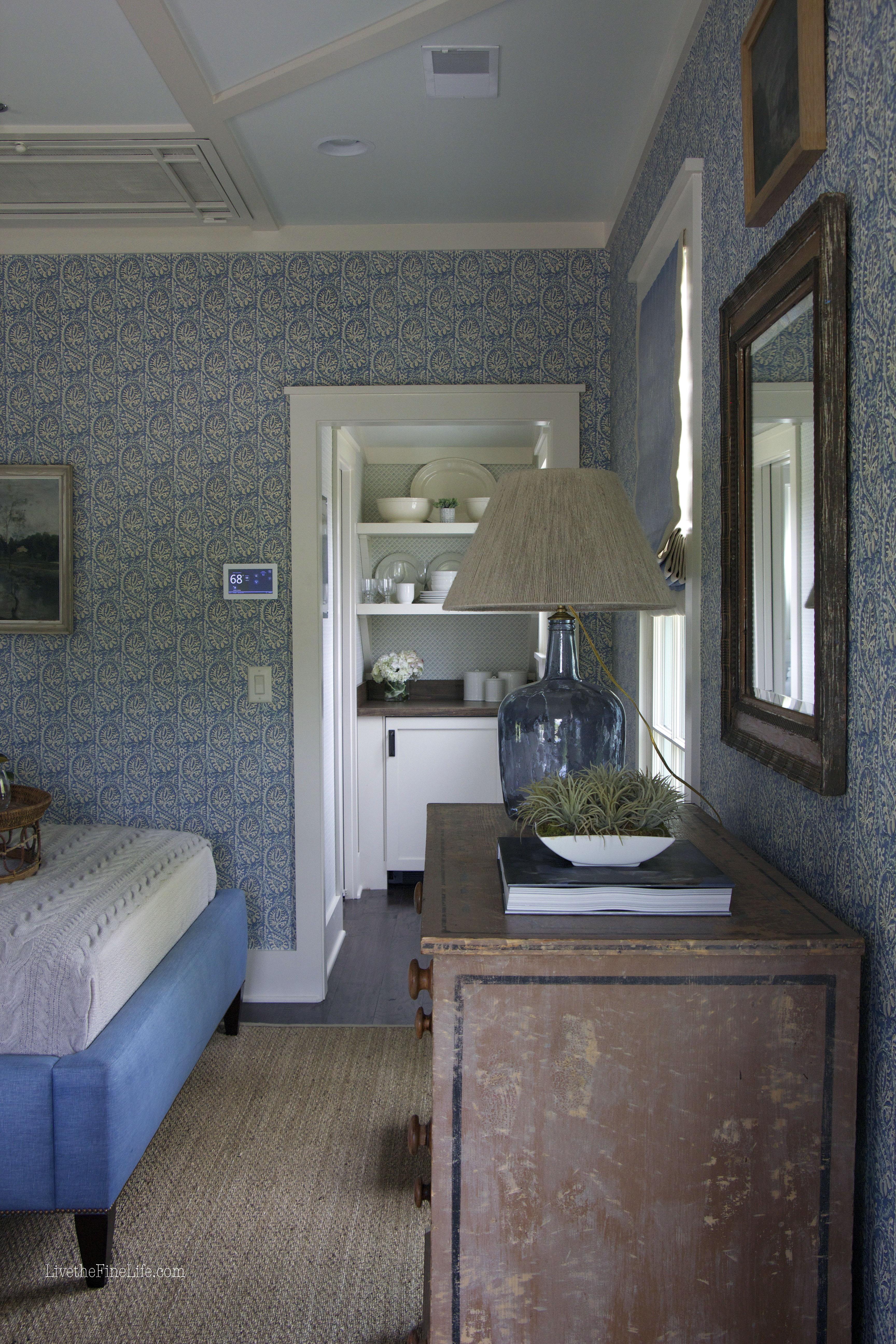 Bunkie Blues Southern Living Idea House Live The Fine Life