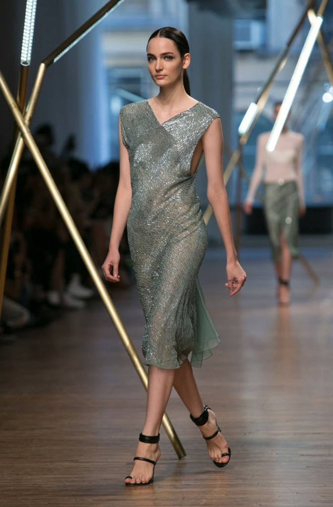 Jason Wu S/S2014 #NYFW via Live the Fine Life