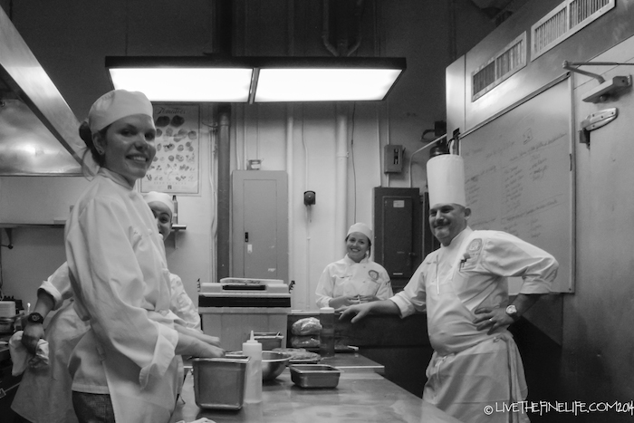 Behind the Scenes at the International Culinary Center in NYC with #blogTourNYC